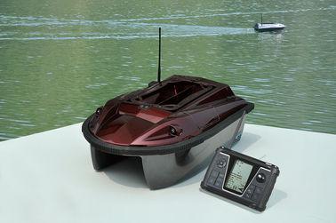 Barco de controle remoto sem fio em dois sentidos da isca de Brown GPS - edição promovida de RYH-001B